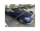 C220d coupe AMG Premium Plus